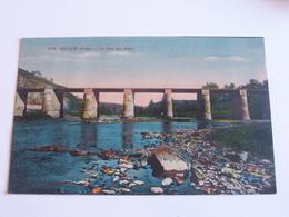 Eguzon - Le Pont Des Piles - France
