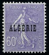 N°24 Type Semeuse Neuf** - Algérie (1924-1962)