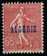 N°25 Type Semeuse Neuf** - Algérie (1924-1962)