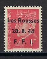 France, Libération, Les Rousses ( Jura ), N° 5 ** TB - Liberación