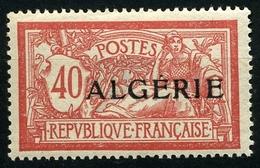 N°19 Type Merson Neuf** - Algérie (1924-1962)