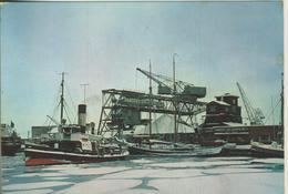 Randers V. 1974  Hafen Im Winter - Kul-Kompani  (55397) - Dänemark