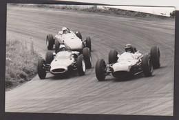 26866 Courses Automobiles Car Race LINCOLN -photo March Subbrooke -voiture Cars - Automobiles