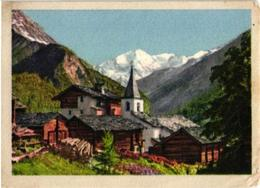 IMAGE GLORIOUS SWITZERLAND GRUYERE REF 59069A - Old Paper