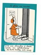 ILLUSTRATION DORVILLE - HUMOUR - LA FOIRE AUX CANCRES J'ai Une Chambre A Louer - Autres Illustrateurs