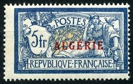 N°33 Type Merson Neuf** - Algérie (1924-1962)