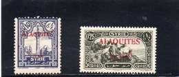 ALAOUITES 1925-30 * - Alaouites (1923-1930)