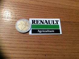 AUTOCOLLANT, Sticker Type 1«RENAULT AGRICULTURE» (tracteur) - Stickers
