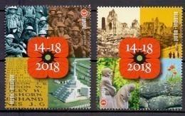 2018 In Flanders Fields Postfris** - Neufs