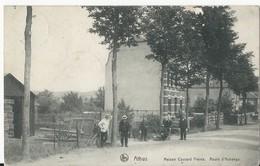Athus: Route D'Aubange - La Maison Courard Frères - Aubange