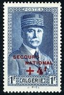 N°170 Neuf** - Algérie (1924-1962)