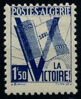 N°199 Neuf* - Algérie (1924-1962)