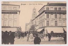 Brugge Bruges Rue Sud Du Sablon C1905 - Brugge