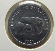 Somaliland 5 Shilling 2005 Varnished - Monnaies
