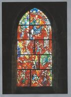UK.- SUSSEX. CHICHESTER. CATHEDRAL. Window Designed By Marc Chagall Based On Psalm 150. - Chichester