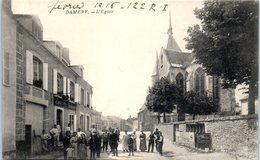 51 - DAMERY -- L'Eglise - France