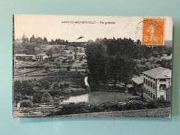 SAINTE-MENEHOULD - Vue Générale - Sainte-Menehould