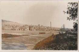 Y12- 10) JUVANCOURT (AUBE) CARTE PHOTO  BAYARD , BAR SUR AUB - VUE GENERALE DU VILLAGE - (2 SCANS) - France