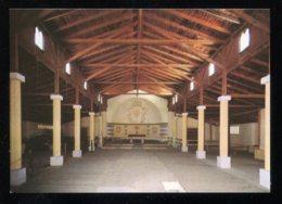 CPM Neuve Israël TABGHA Intérieur De L'Eglise De La Multiplication Des Pains - Israel