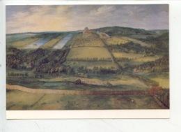Brueghel De Velours ; Le Château De Mariemont (musée Des Beaux Arts De Dijon France) Cp Vierge Art Tableau Peinture - Morlanwelz