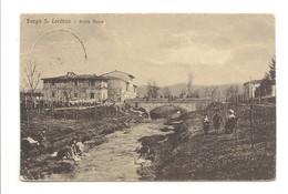 BORGO SAN LORENZO  -  PONTE ROSSO - Firenze