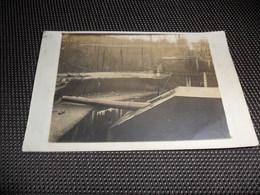 Moere  Koekelare  Carte Photo  Fotokaart  Kanon  Canon - Stempel   14 * BRUGES * 14 - Gistel