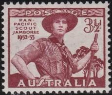 Australia   .    SG   .     Stamp     .        **      .     MNH    .   /   .    Postfris - 1937-52 George VI