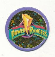 POG  POWER RANGERS  51 - Group Games, Parlour Games