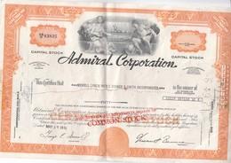3790    USA  CHIKAGO  ADMIRAL  CORPORATION - Stati Uniti