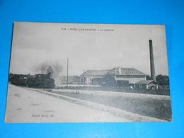 17 ) Nieul Les Saintes - Train Devant  La Laiterie : Année  : EDIT : Dando - Autres Communes