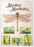 Belgium 2018 - Dragonflies - Miniature Sheet Mnh - Neufs