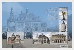 Belgium 2018 - Places Of Namur - Miniature Sheet Mnh - Neufs