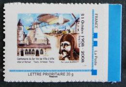 LOUIS BLERIOT - 1er Vol De Ville à Ville ARTENAY - TOURY 31 10 1908 ** - France