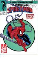 Spiderman 107 - De Samenzwering Tegen Silver Sable (1988) - Livres, BD, Revues