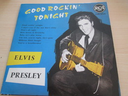VYNILE NEUF  Elvis Presley Good Rockin' Tonight EP 78, 25 Cm RCA 130.252 Made In France - Rock