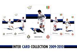 [MD2701] CPM - CALCIO - INTER CARD COLLECTION 2009/2010 - DIEGO MILITO - PROMOCARD 9395 - NV - Calcio