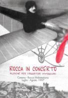 [MD2706] CPM - ROCCA MALATESTIANA (CESENA) - ROCCA IN CONCERTO - AGOSTO 1997 - NV - Cesena