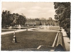 LUNEVILLE (54) - Le Château - Les Bosquets - Jardin à La Française - Luneville
