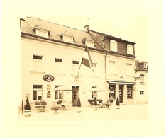 LUXEMBOURG - ( Petite Suisse ) HOTEL- RESTAURANT  STRENG  ( Photo: Format 8.5 X 7) - Lieux