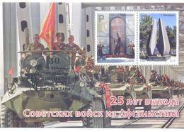 2019. Transnistria, 30y Of Take Of Soviet Army From Afghanistan, S/s With OP, Mint/** - Moldavie