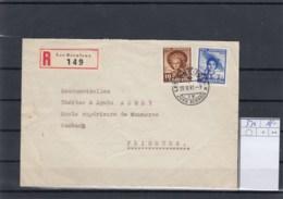 Schweiz Michel Cat.No. Used 376 Mixed Cover Reco - Briefe U. Dokumente