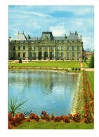 LUNEVILLE (54) - Vue Sur Le Château Depuis Les Jardin à La Française - Luneville