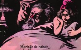 Mariage De Raison, Sign. Mille - Satirische