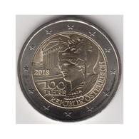 "Moneda 2€ Austria 2018 ""Aniversario República"" - Autriche"