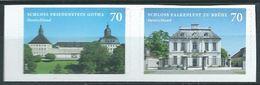 ALLEMAGNE ALEMANIA GERMANY DEUTSCHLAND BUND   2018 SCHLOSS FALKENLUST- BROTKULTUR S/A SET MNH 2V MI 3389-90 YV 3172-73 - Unused Stamps