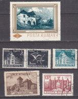 PGL AA0018 - ROUMANIE ROMANIA LOT ° ARCHITECTURE - Architecture