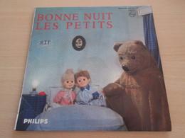 45T VYNIL ORTF BONNE NUIT LES PETITS NOUNOURS NICOLAS ET PIMPRENELLE - World Music