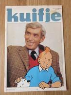 Kuifje 38e Jaargang Nummer 11 Mort D' Hergé - Revues & Journaux