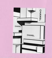 Carte Postale CHANEL - Perfume Cards