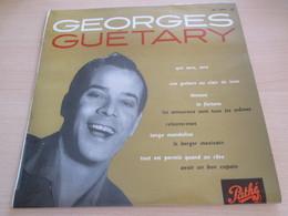 VYNIL En TBE 10'' 25 Cm Pathe 1092 Georges Guetary 1 Titre Leo Ferre La Fortune Nm - Oper & Operette
